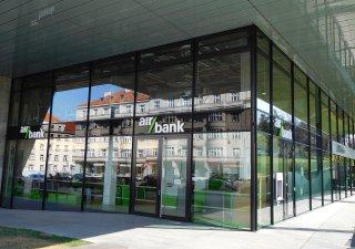 Air Bank pobočka, ilustrační foto