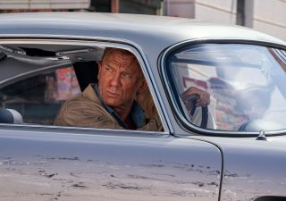 Daniel Craig v poslední bondovce No Time to Die