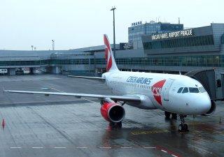 České aerolinie, ČSA, Letiště Václava Havla