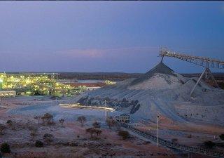 Těžba niklu v BHP Group