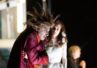 Bouře na letošních Letních shakespearovských slavnostech
