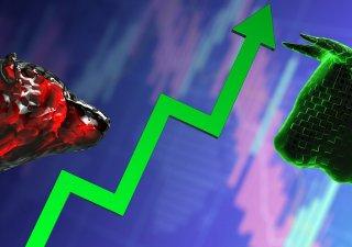 Býčí trh na Wall Street