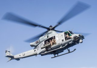 Česká armáda nakoupila osm víceúčelových vrtulník UH-1Y Venom od americké firmy Bell.