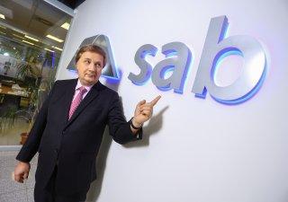 Radomír Lapčík, zakladatel a člen představenstva Trinity Bank a holdingu SAB Finance