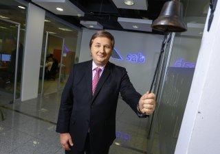 Radomír Lapčík, miliardář a zakladatel společnosti SAB o.c.p. i SAB Finance