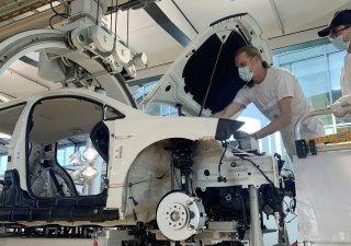 Koncern VW jedná s českou vládou o stavbě gigafactory na území Česka.