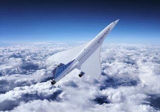 United Airlines koupí od firmy Boom 15 nadzvukových letadel Overture.