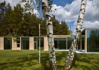 Tento projekt se uchází o Českou cenu za architekturu.