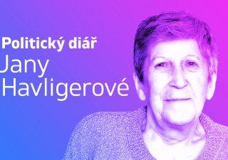 Politický diář Jany Havligerové