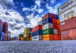 mezinárodní obchod, ilustrační foto