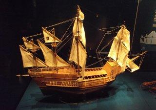 Rekonstrukce podoby HMS Mary Rose