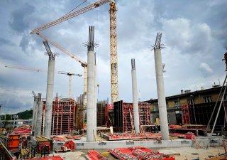 Výstavba bytů v České republice