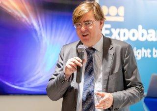 Lubomír Lízal, šéf Expobank CZ a bývalý člen bankovní rady ČNB