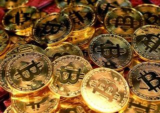 Bitcoin, ilustrační obrázek