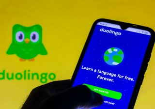Duolingo aplikace