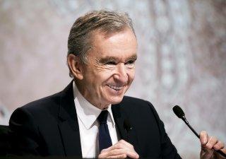 Bernard Arnault, majitel LVMH