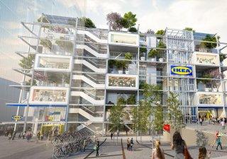 Ikea, nový koncept