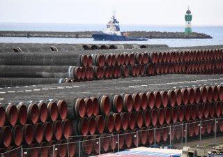 Nord Stream 2, výstavba plynovodu, ilustrační foto