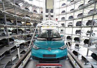 Elektromobily VW