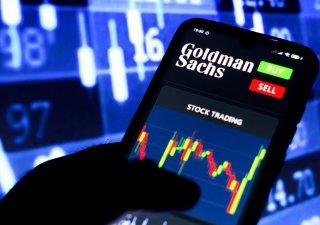 Goldman Sachs, ilustrační foto