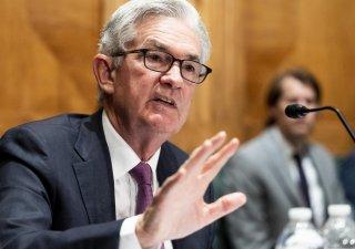 Jerome Powell, šéf Fed