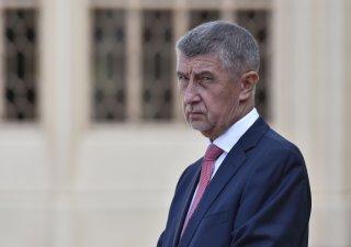 Andrej Babiš, předseda hnutí ANO