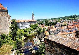 Český Krumlov 2021 turistika