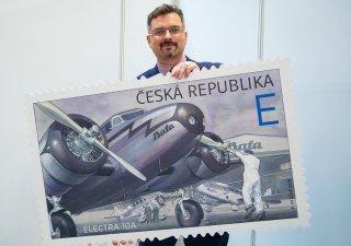 Ředitel veletrhu Sběratel Jindřich Jirásek