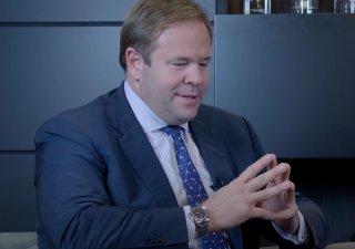 Klaus Umek, investora do financí a realit, filantrop a šéf aktivistického fondu Petrus Advisers