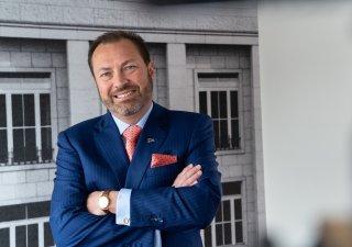 Petr Koblic, šéf BCPP