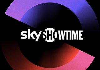 Logo SkyShowtime