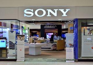 Sony, ilustrační fotografie