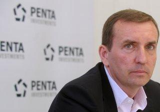 Marek Dospiva, spoluzakladatel a spolumajitel středoevropské investiční skupiny Penta Investments