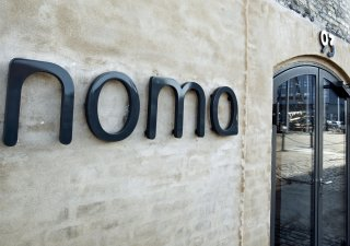 Restaurace Noma v Kodani.