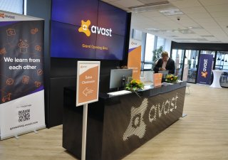 Avast, sídlo