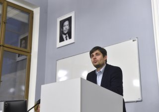 Tomáš Lebeda, politolog