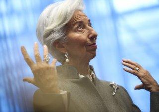 Šéfka ECB Christine Lagardeová