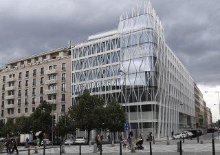 Kancelářské budovy Václavské náměstí