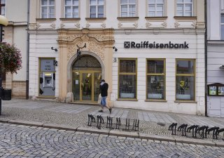 Raiffeisenbank, pobočka