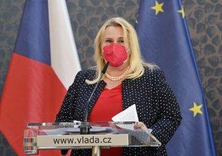 Klára Dostálová, ministryně pro místní rozvoj (ANO)