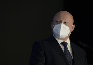 Daniel Beneš, generální ředitel skupiny ČEZ, ilustrační foto