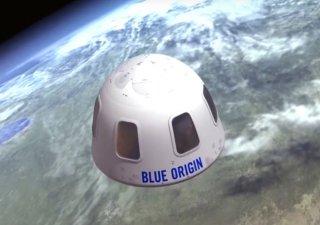V červenci vzlétne do vesmíru raketa New Shepard s posádkou. Na palubě nebude chybět ani šéf Amazonu Jeff Bezos.