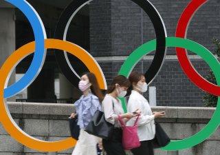 Tokio 2020, letní olympiáda, ilustrační foto