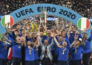 Euro 2021. Pohár patří Itálii