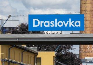 Draslovka Holding, výrobní závod v Kolíně