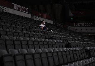 Olympiáda v Tokiu je bez diváků
