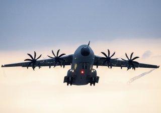 vojenský evakuační letoun, ilustrační foto