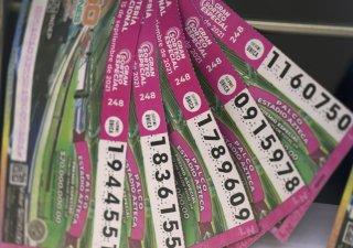 Lístky mexické loterie