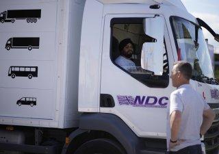Británii chybí řidiči náklaďáků, zásobování vázne