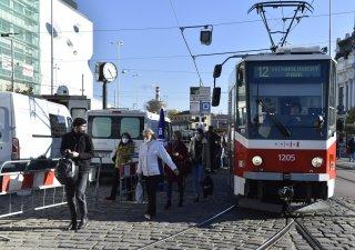 tramvaj, Brno, hromadná doprava